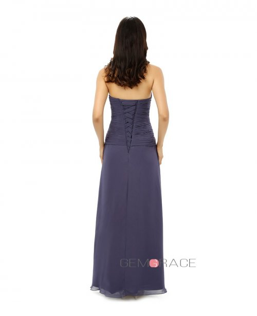 65a73208f9b Lilac Sheath Sweetheart Floor Length Dress. Lavender Sweetheart Sexy ...