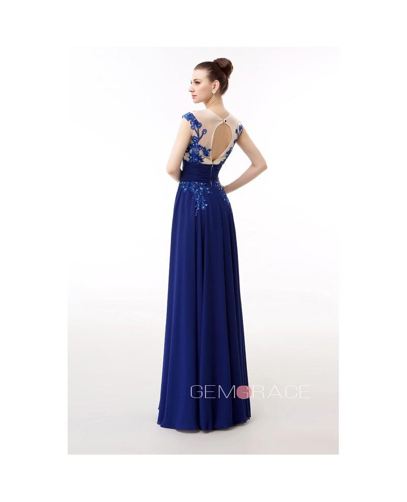 a8073871b000 A-line V-neck Asymmetrical Chiffon Dress|bd10664|Occasion Dresses