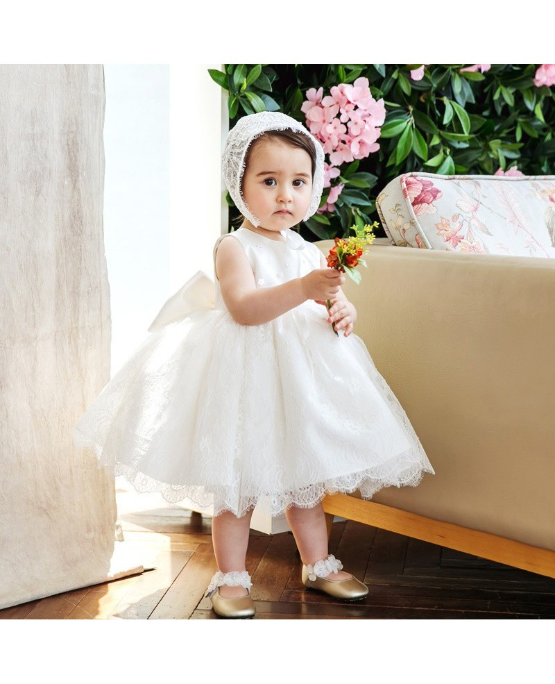 0c08b882504 Toddler Flower Girl Dresses White - Data Dynamic AG